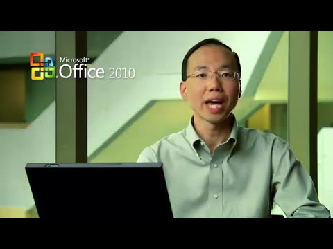 Microsoft Office 2010 Excel:  What's New? - Video