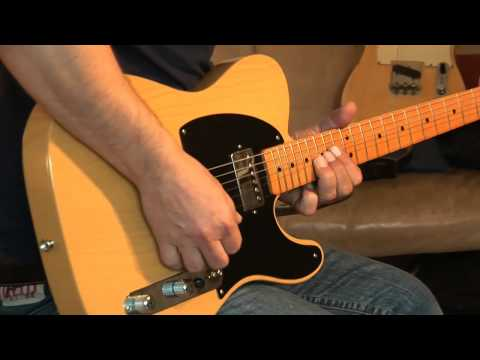 Fender '52 Vintage Telecaster Telebration Hot Rod Music Videos