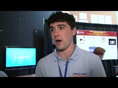 EurekaFest 2013 - Natick High School InvenTeam