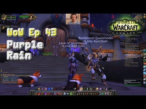 [World of Warcraft] Purple Rain (Death Knight)