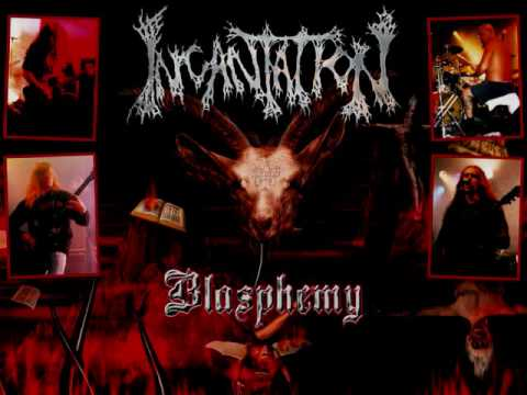 Incantation - Twisted Sacrilegious Journey Into Our Darkest Neur