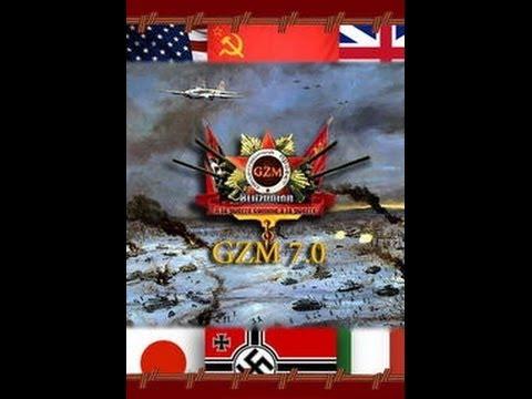 Блицкриг GZM 7.77 (Установка мода)