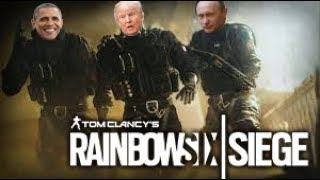 Rainbow Six Siege Funny Moments and Fails #2