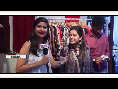 Exhibiting Food Fashion And Lifestyle