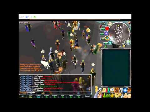 Runescape Edgeville Marathon- Journey into the wilderness Gielinor Games 2012