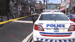 Toronto sees another violent weekend