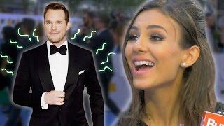 Celebrities Guess What Chris Pratt Smells Like