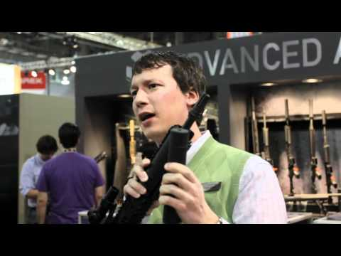 AAC Advanced Armament Corp ShotShow 2011