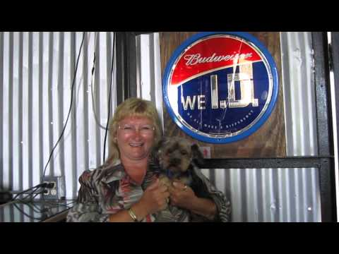 2013 IRON Sports Bar Donna Texas - Victoria Palms RV Resort Residents Final Bash