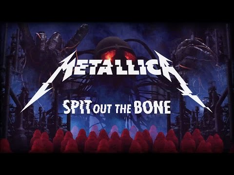 Metallica - Spit Out The Bone (Official Music Video)