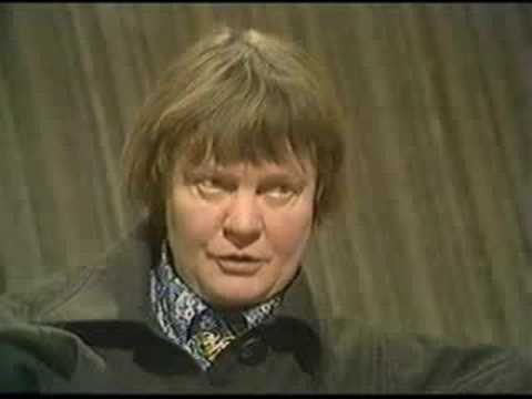 Iris Murdoch on Philosophy & Literature: Part 1