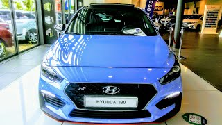 Start Up / review 2018 Hyundai I30N 2.0 T-GDI 275HP  Review with Walkaround