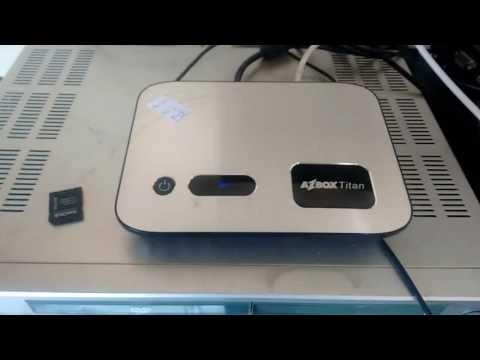 Recuperando o Android do Azbox Titan ou azgold