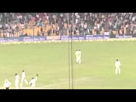 AB De Villiers 100th Test for South Africa vs India, Bangalore, India