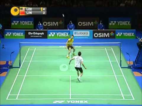 (1/4) 2011 All England Open Badminton Tournament Men's Single Final