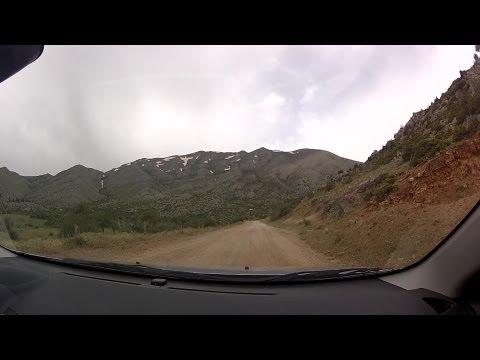 Ziria Ski Resort to Rally Acropolis, Special Stage 6 (SS 6), WRC — onboard camera