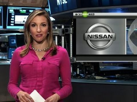 MoneyWatch: Nissan recalls 220,000 vehicles; Hilton goes hi-tech