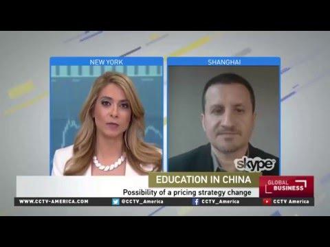 Marketing expert Val Kaplan on China 's education market