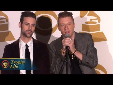 Macklemore & Ryan Lewis Talk Nelson Mandela & Grammy Nominations 2014 Interview