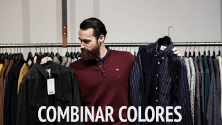 Como ser un gentleman | Combinar colores - Lord Jack Knife