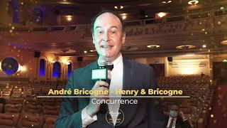 Palmarès du Droit 2021 - Henry & Bricogne - Concurrence