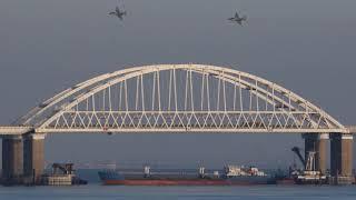 Rusia a sechestrat vase ucrainene într-o confruntare navală