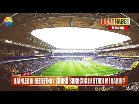 Hainlerin hedefinde Şükrü Saracoğlu Stadı mı vardı?