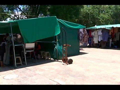 Se registran conflictos por asignación de lugares en Plaza Xicohténcatl