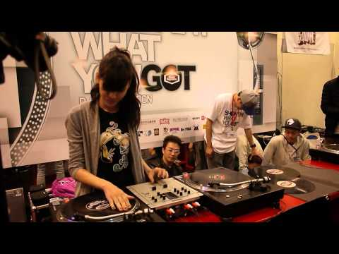 DJ Lisa - Show em What You Got by Beat Square @ 台北電影主題公園
