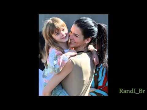 Angie Harmon & Sasha Alexander like mothers