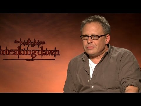 Director Bill Condon discusses making 'Breaking Dawn Pt. 1'