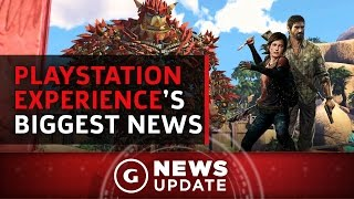 Last of Us Part 2, Uncharted 4 DLC, and all the Big Announcements From PSX - GS News Update