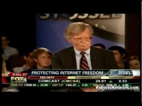 John Bolton Dodges Question; Insults Anti-War Veteran