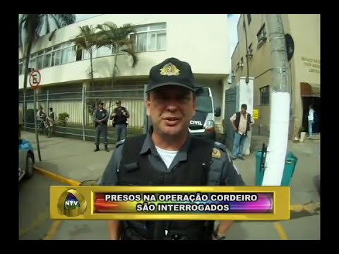 PLANTÃO NOVA TV FRIBURGO RJ Presos na Operação Cordeiro são Interrogados 28 07 11