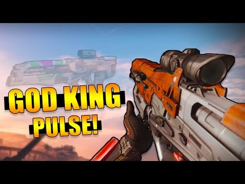 The God King Pulse Rifle! | Destiny