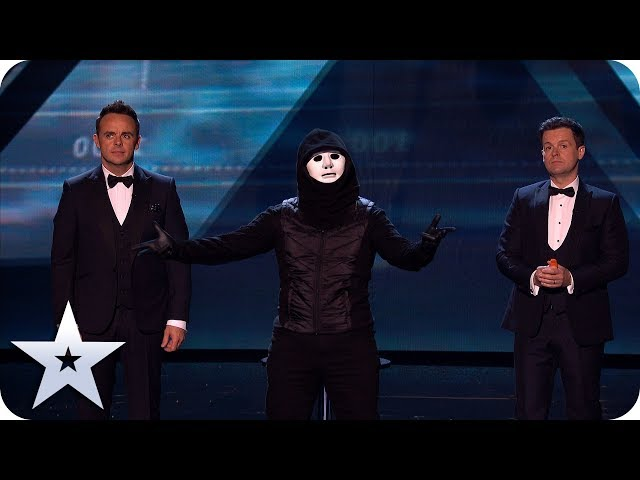 Masked magician X finally reveals their true identity | The Final | BGT 2019 thumbnail