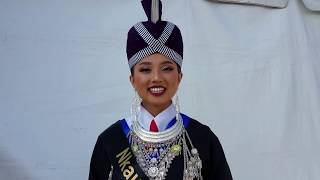 Fresno Hmong New Year 2018-Beautiful Pageant Alisha Nkauj Nag