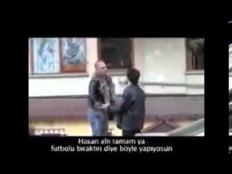 Ajdar  The world hyper star  ve  Hasan �a�Brad Pitt �nternet Reklam Filmi