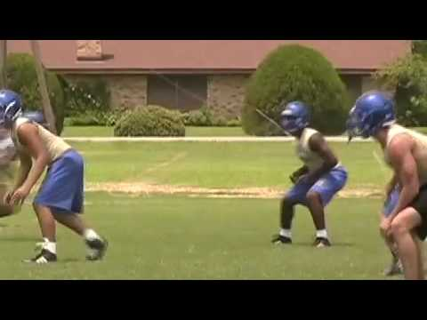 2009 Hamshire-Fannett High School football preview