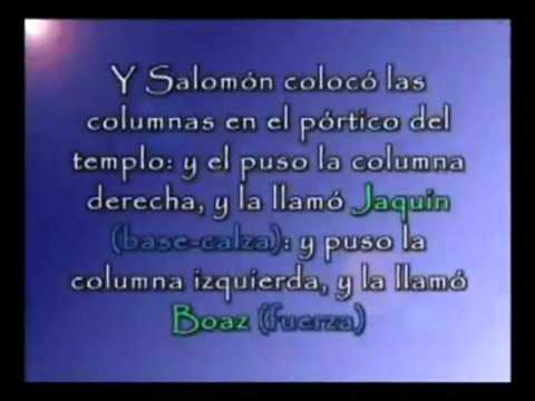 EPISODIO 9 - EL GRAN SECRETO DEL TEMPLO DE SALOMON