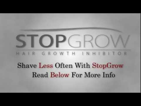 Stop Grow - Permanent Hair Removal Cream