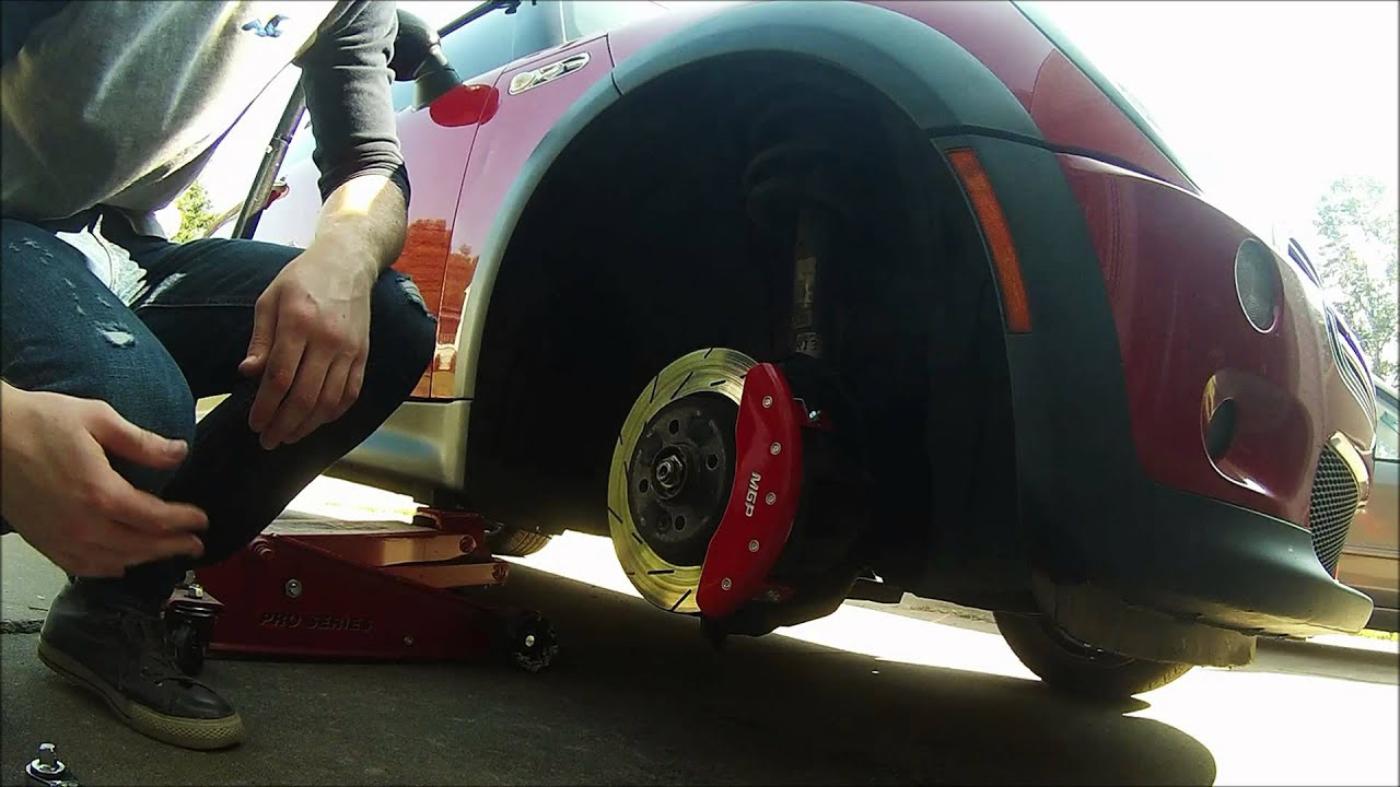 Mgp Caliper Cover Installation Mini Cooper Youtube