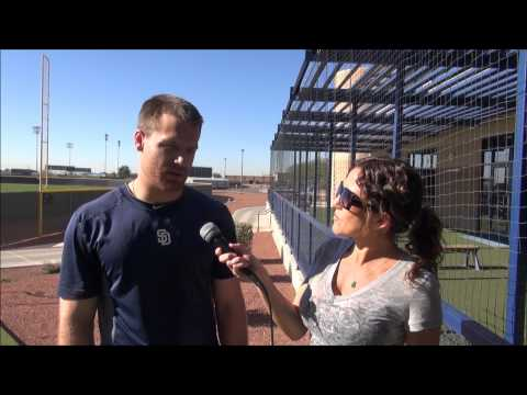 Logan  Forsythe on Playing the OF, infield versatility & Off-season Regiment