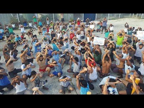 مهلت ۲۴ ساعته به پناهجویان مانوس برای وداع با رؤیای استرالیا