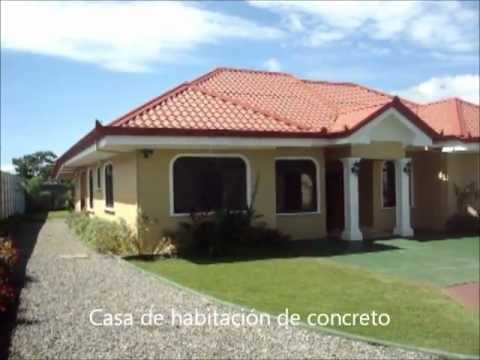 Construcci n estilo americano muy espaciosa 3176 youtube for Fachadas de casas modernas tipo americano