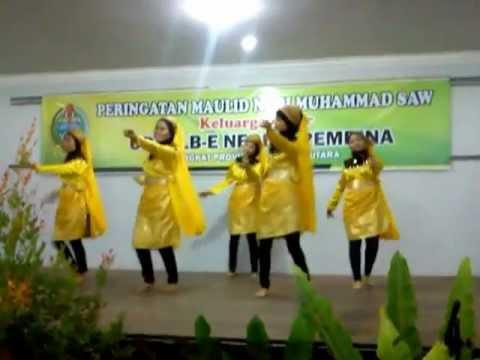 Tarian Zapin Ya Maulay video
