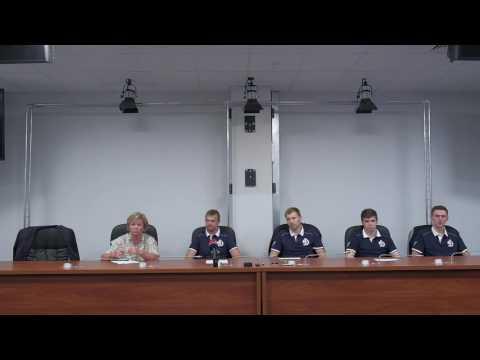 Большая пресс-конференция игроков ХК «Динамо» (Москва)