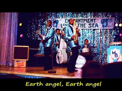 Angel Earth Angel Will You be Mine Earth Angel Marvin Berry