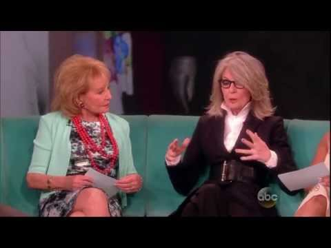 The View - Diane Keaton in black boots - 29-Apr-2014