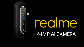 Realme Official with 64MP Quad Camera : Biggest Game Changer Smartphone !